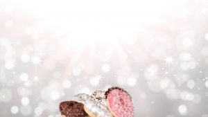 Donut Mukbang